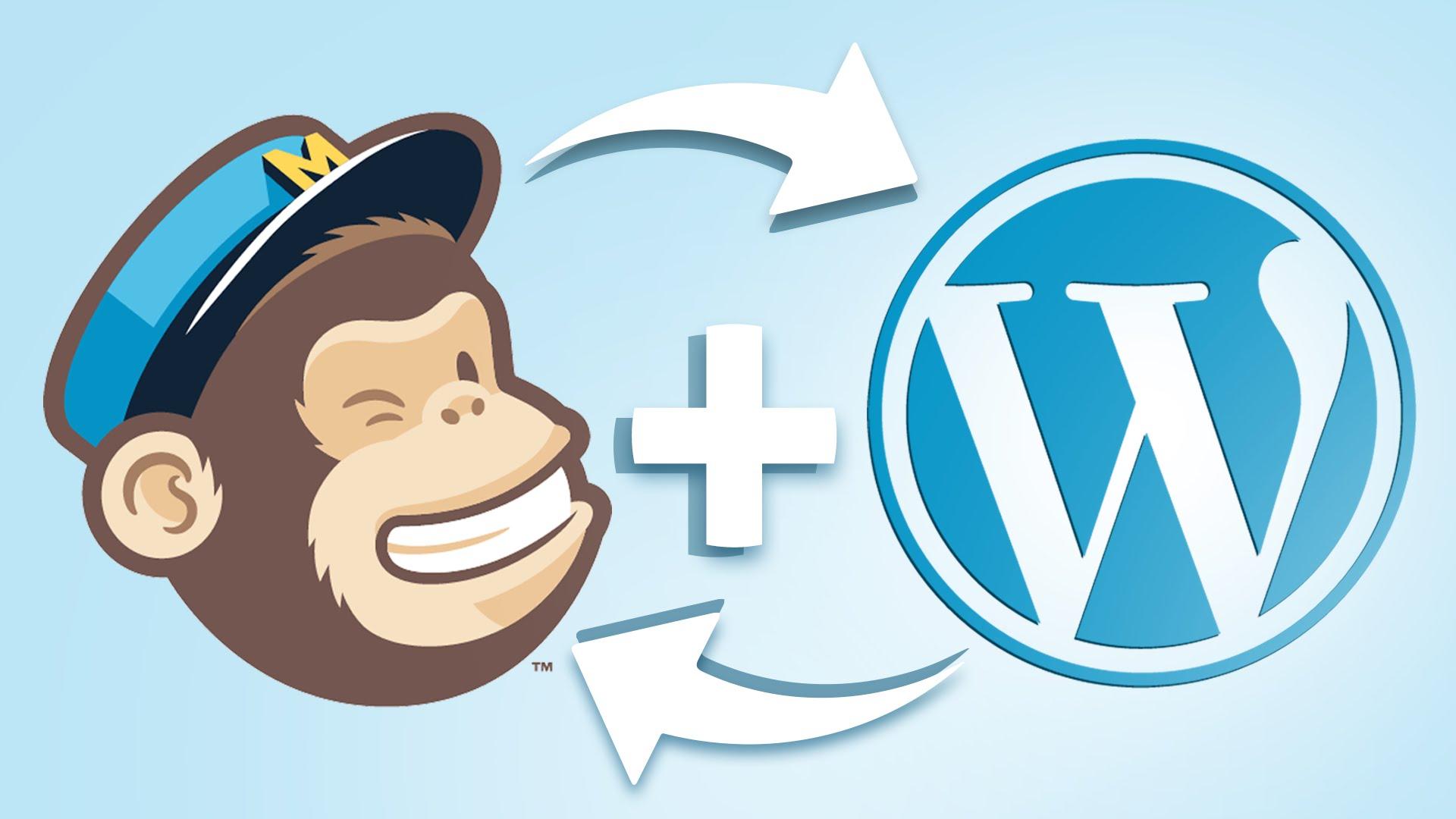 plugin mailchimp for wordpress